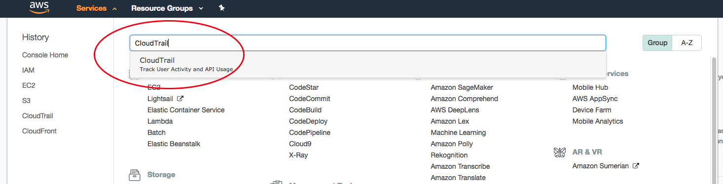 Installation ‐ AWS CloudTrail ‐ Wazuh 3 3 documentation