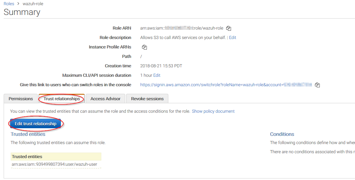 Installation ‐ Using Wazuh to Monitor AWS ‐ Wazuh 3 7 documentation