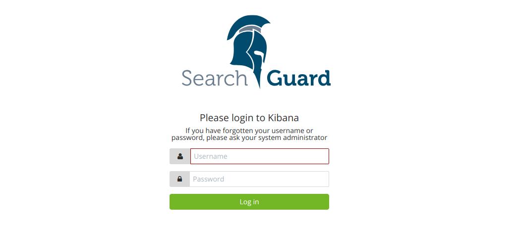 Search Guard ‐ Optional configurations ‐ Wazuh 3 8 documentation