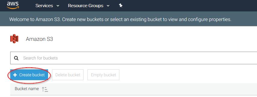 AWS S3 Bucket ‐ Monitoring AWS services · Wazuh 3 9